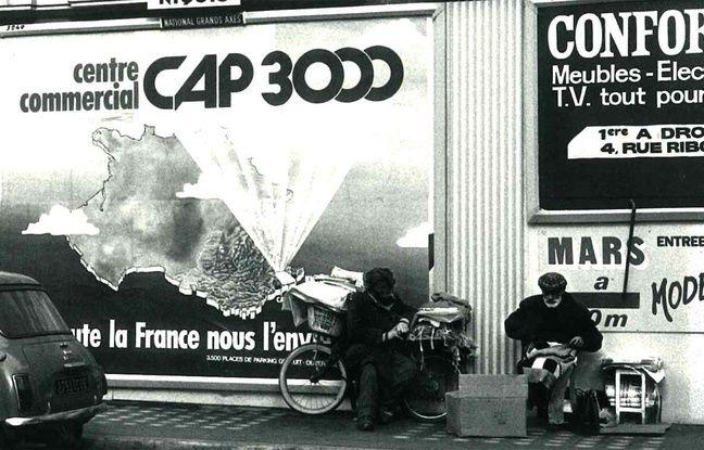 «Toute la France nous l'envie» était le premier slogan du centre