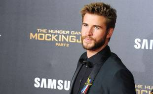 L'acteur Liam Hemsworth