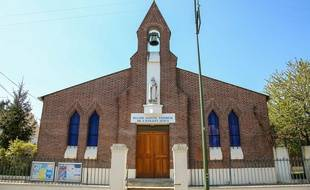 L'église Sainte-Thérèse-de-l'Enfant-Jésus était l'un des deux ciblées par Sid-Ahmed Ghlam en 2015