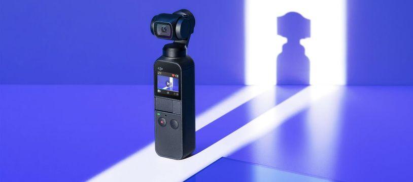 L'Osmo Pocket mesure 12 cm de haut pour 200 g.