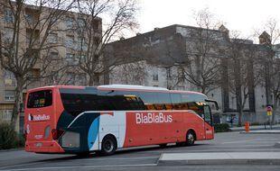 Un BlaBla Bus