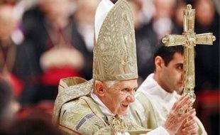 Dans son livre, Benoît XVI admet l'usage du préservatif pour «l'homme prostitué».