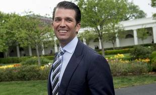 Le fils aîné du président américain, Donald Trump Jr.