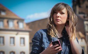 Natacha Andréani a participé à The Voice en 2014.