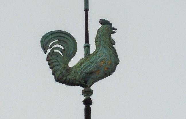 Journées du patrimoine : Le coq de la flèche de Notre-Dame de Paris exposé au ministère de la Culture