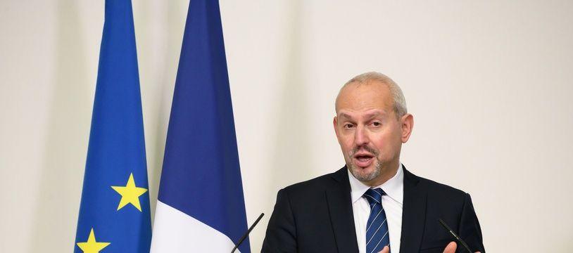 Jérôme Salomon, directeur général de santé
