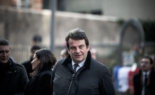 Le député LREM Thierry Solère.