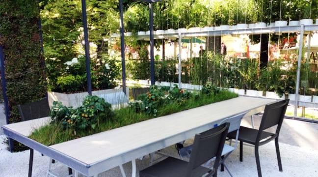 travailler dans des espaces verts rendrait plus productif. Black Bedroom Furniture Sets. Home Design Ideas