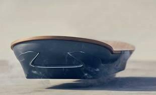 Le hoverboard Slide de Lexus.