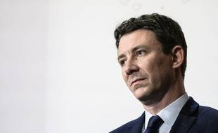 Benjamin Griveaux, candidat à l'investiture En marche aux municipales à Paris en 2020.
