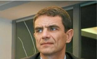 Bruno Chavanat, candidat à Rennes.