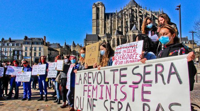 Droits des femmes: Plusieurs centaines de manifestants à Nice, Lille et Strasbourg