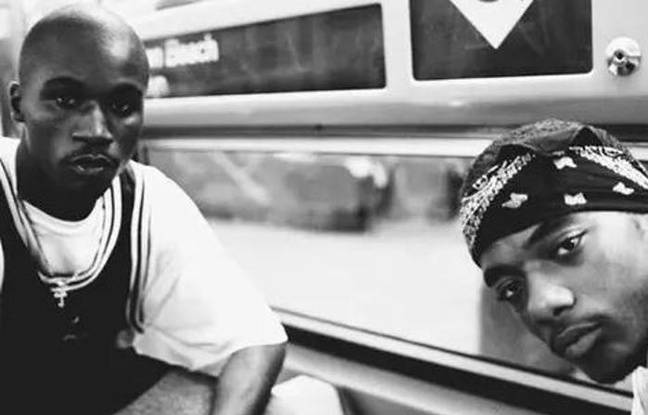 Le duo new-yorkais Mobb Deep