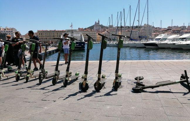 Marseille: Le Vieux-Port a recraché 50m3 de déchets, moins que les années précédentes