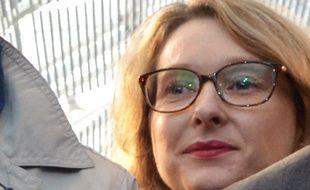 Stéphanie Jannin, élue à Montpellier.