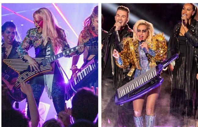 «Jem et les Hologrammes» vs Lady Gaga.