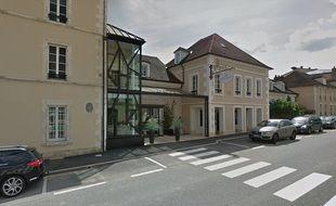 Le restaurant de la famille Lorain dans l'Yonne.