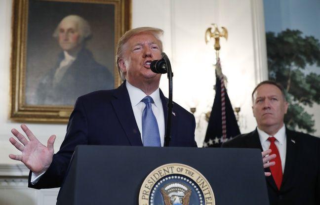 Syrie: Donald Trump annonce la levée des sanctions visant la Turquie