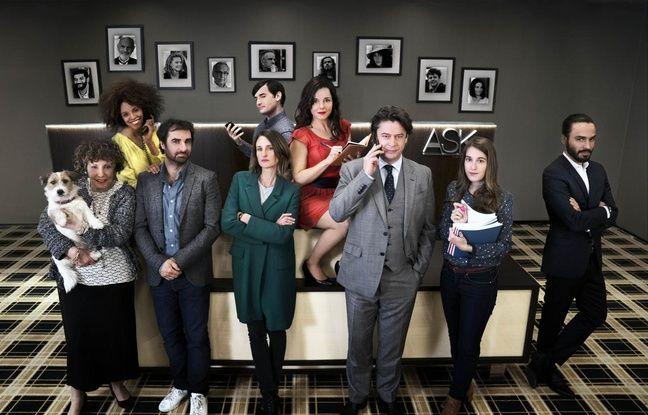 «Dix pour cent»: L'épisode avec Jean Dujardin disponible sur le site de France 2