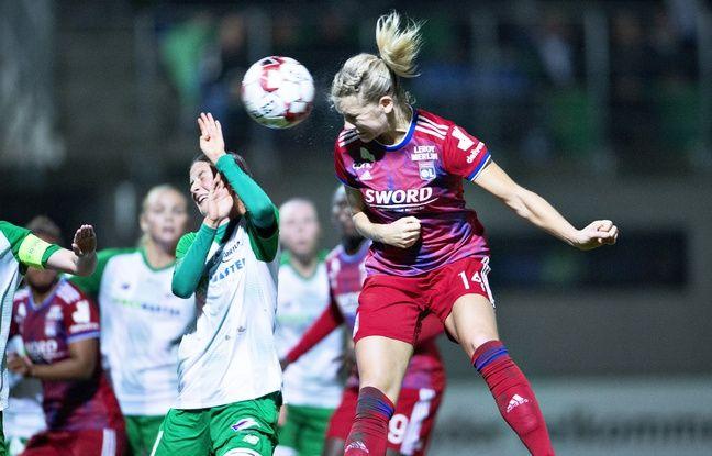 Ligue des champions féminine: L'OL et le PSG font un grand pas vers les quarts