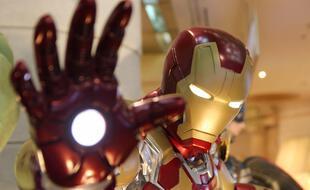 L'armure d'Iron Man, prochaine étape pour les militaires français ?
