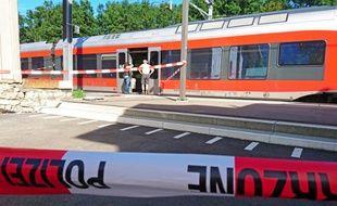 Un homme a poignardé six personnes dans un train circulant dans le nord-est de la Suisse.