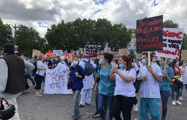 «Ségur de la santé»: Accord majoritaire sur les salaires des personnels paramédicaux et non soignants