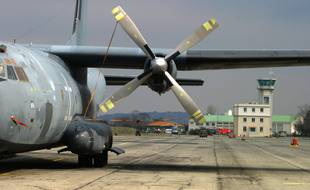 Sur la base aérienne de Francazal (archive).