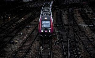 Une rame de RER (image d'illustration)
