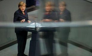La chancelière Angela Merkel et les sociaux démocrates ont annoncé jeudi un accord pour faire ratifier par Berlin le pacte budgétaire européen le 29 juin, après des semaines de blocage de la gauche allemande, qui s'est rangée aux côtés des socialistes français.