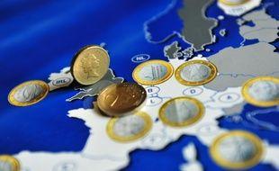 L'euro et la livre sterling se reprennent légèrement