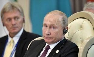 Selon RT France, Vladimir Poutine n'a pas chassé le tigre en Sibérie cet été.