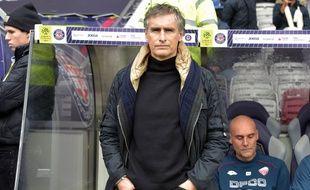 Olivier Dall'Oglio a passé six saisons sur le banc du Dijon FCO.