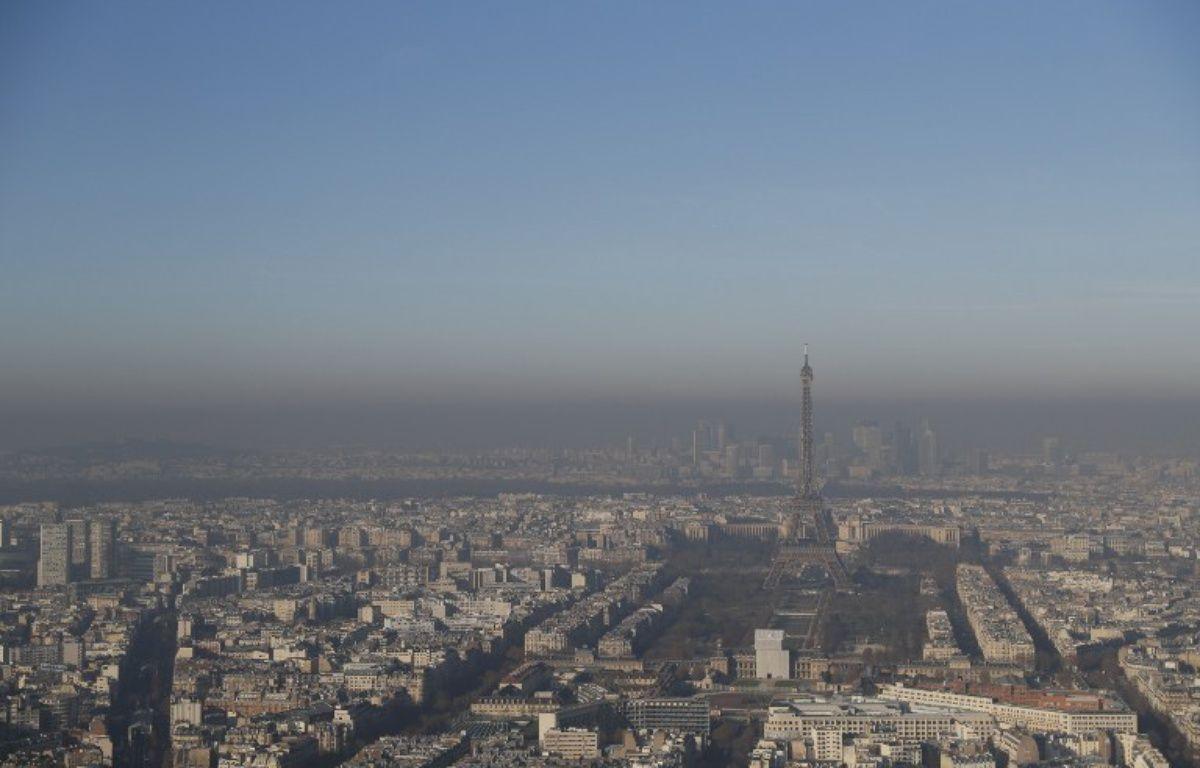 Paris, le 5 décembre 2016 – THOMAS SAMSON / AFP