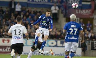 Football: Anthony Caci «porte-étendard» du centre de formation de Strasbourg désormais rénové