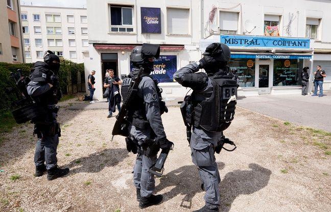Violences à Dijon: Deux condamnations pour trafic de drogue