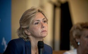 Valerie Pécresse, candidate pour Les Républicains en Ile-de-France pour les régionales de décembre.