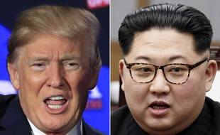 Donald Trump et Kim Jong Un. AP Photo/Manuel Balce Ceneta, Korea Summit Press Pool via AP, File.