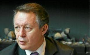 Le candidat du PRG Thierry Braillard.