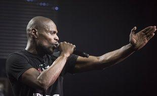 Le rappeur Kery James lance «LeBanlieusard.fr»
