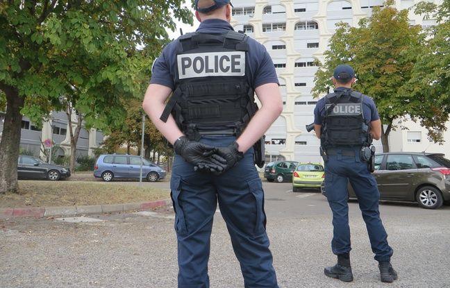 Lyon: Interpellé pour un braquage, le suspect tente de se faire la belle et blesse des policiers