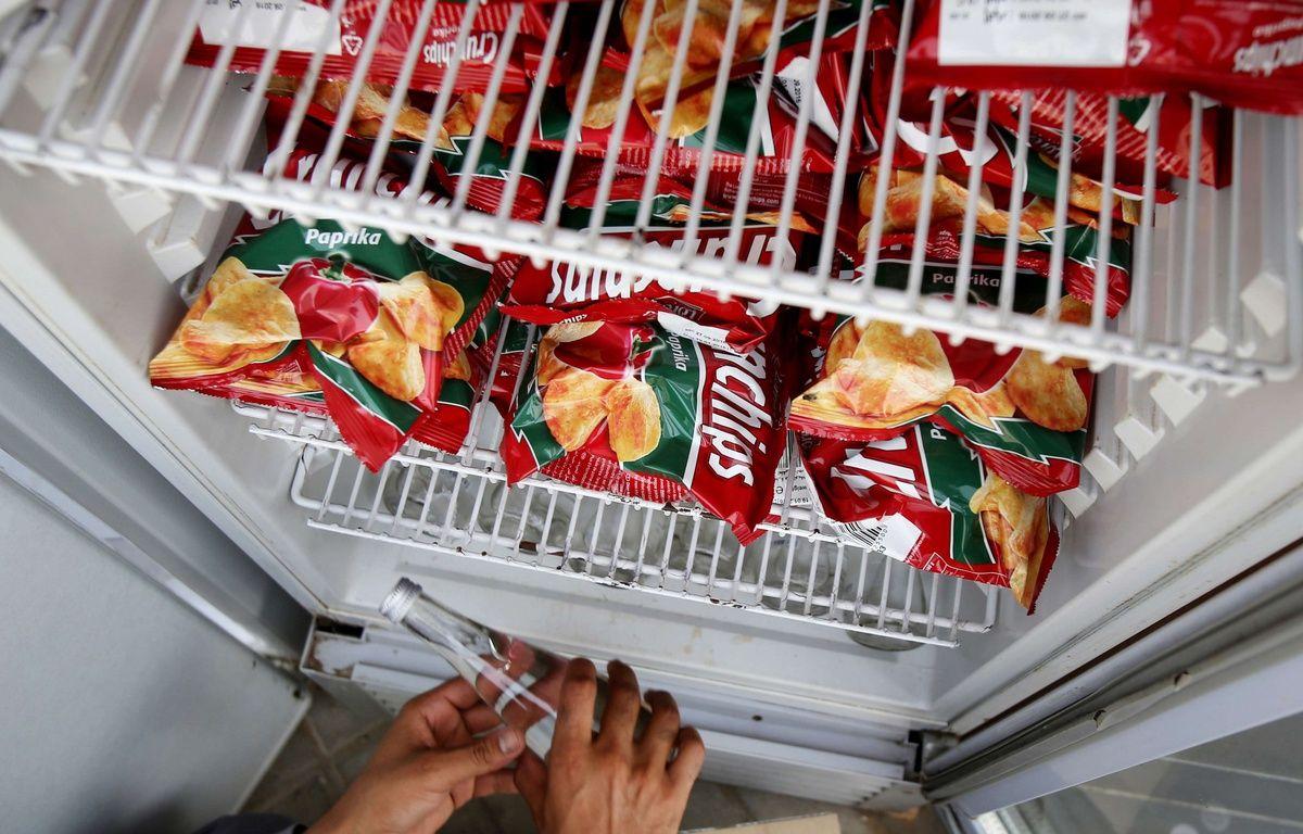 Des frigos solidaires installés dans les villes québecoises –  Kamran Jebreili/AP/SIPA