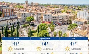 Météo Montpellier: Prévisions du mercredi 3 mars 2021