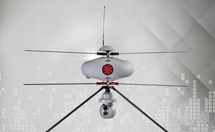 Un drone IT 180 du constructeur ECA.