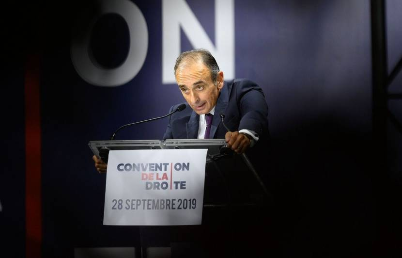 Eric Zemmour convoqué devant le tribunal correctionnel de Paris pour son discours diffusé sur LCI