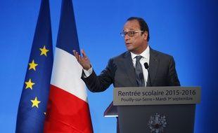 François Hollande recevra les ministres concernés par la question des migrants à l'Elysée ce jeudi à 16h.
