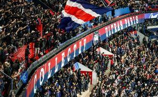 Les Ultras du PSG devraient se rassembler près du Parc des Princes à l'occasion de la réception de Dortmund à huis clos.