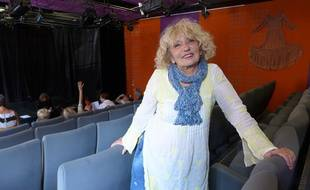 Fabienne Candela avait accueilli Foresti, Boon et Roumanoff à leurs débuts à l'occasion du festival Boeuf d'Antibes.