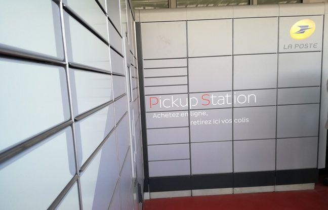 C'est La Poste, via sa filiale Pickup, qui a mis en place ce service en partenariat avec la CTS.