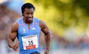 La nouvelle terreur du sprint, le Jamaïcain Yohan Blake, a bouclé son dernier 100 m avant les jeux Olympiques de Londres en 9 sec 85/100 (vent: +1,6 m/s), mardi lors de la réunion de Lucerne (Suisse).